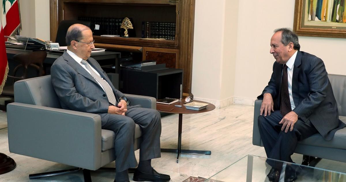 الخزانة الأميركية تفرض عقوبات على جميل السيد ورجلي أعمال لبنانيين