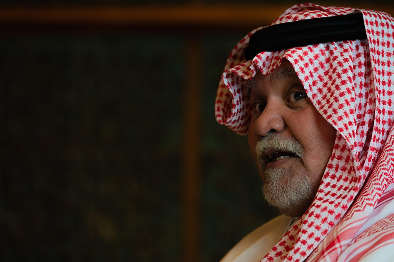 بندر بن سلطان حمد بن جاسم خبير نصف الحقيقة وسياسات أوباما جر أت روسيا وإيران على التدخل في سوريا اندبندنت عربية