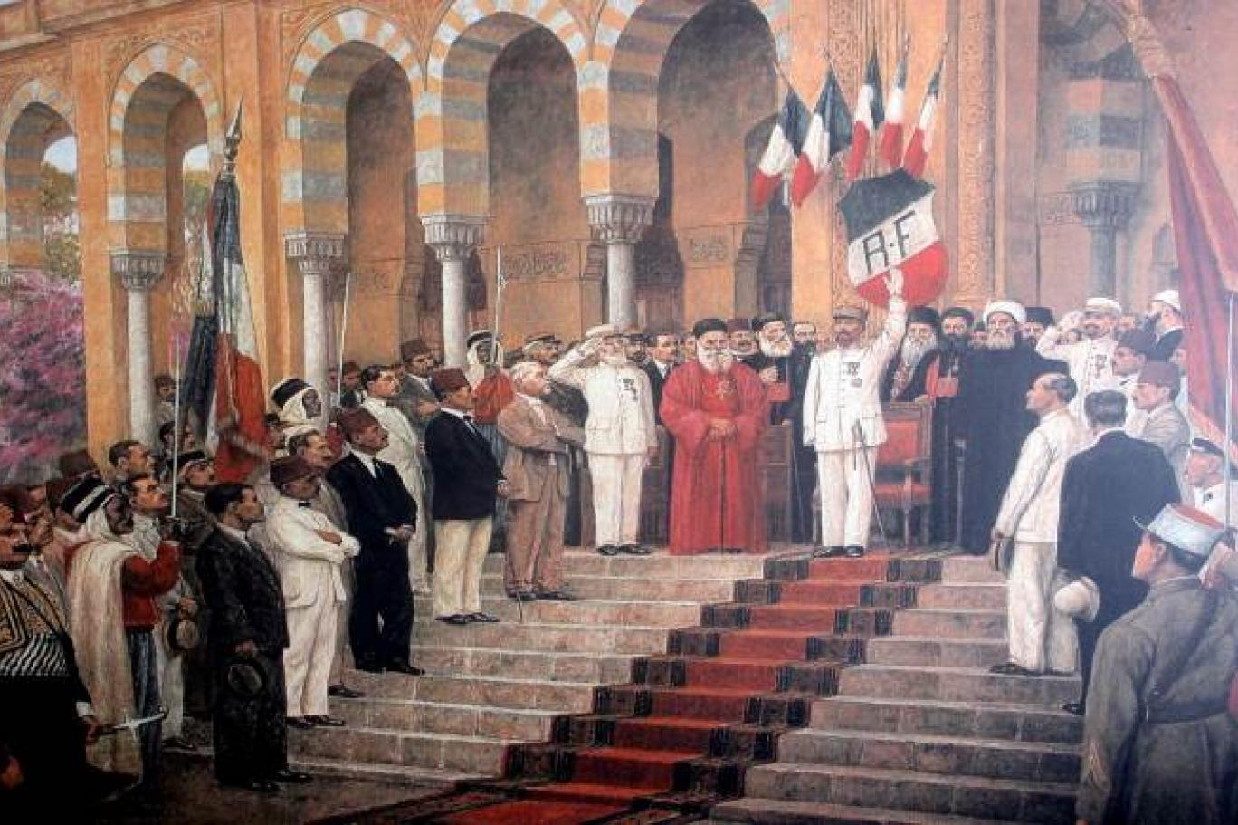 كيف دعم المسلمون انطلاقة لبنان الكبير؟ | اندبندنت عربية
