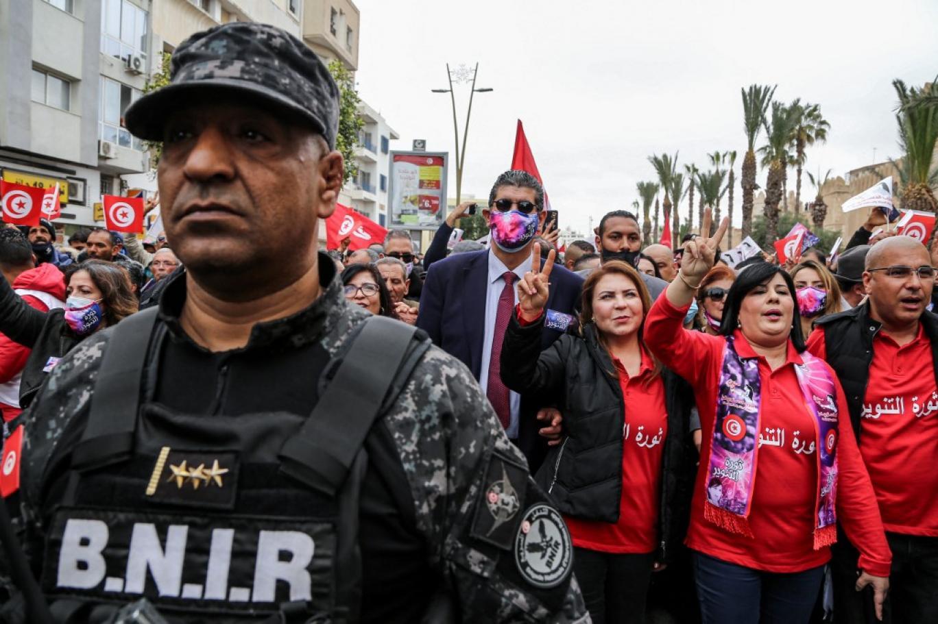 تونس، الحزب الدستوري الحر، حركة  النهضة ، عبير موسي، صفاقس،ذ حربوشة نيوز