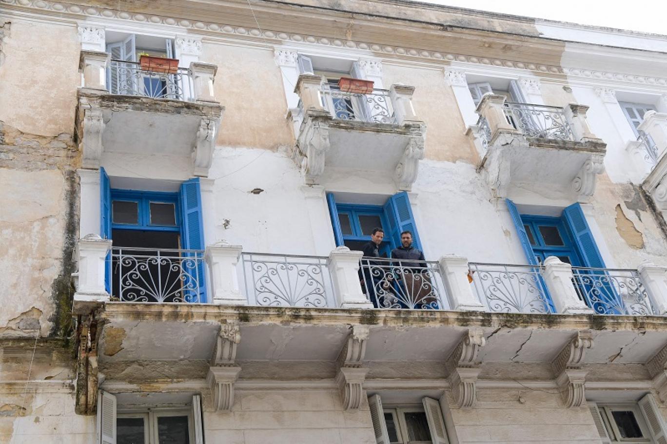 """المدينة الأوروبية"""" في تونس تواجه خطر الاندثار   اندبندنت عربية"""