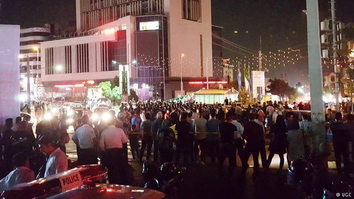 متظاهرون في طهران (دي دبليو).jpg