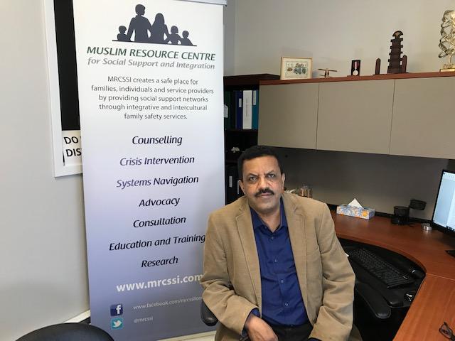 دكتور محمد باعبيد  - مدير مركز المسلم للدعم الاجتماعي والاندماج  ماطعة اونتاريو.jpg