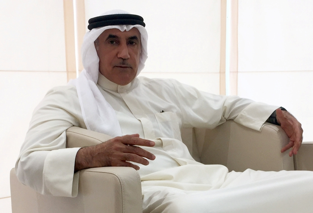 محمد خلفان الرميثي رئيس الهيئة العامة للرياضة بالإمارات. (رويترز)