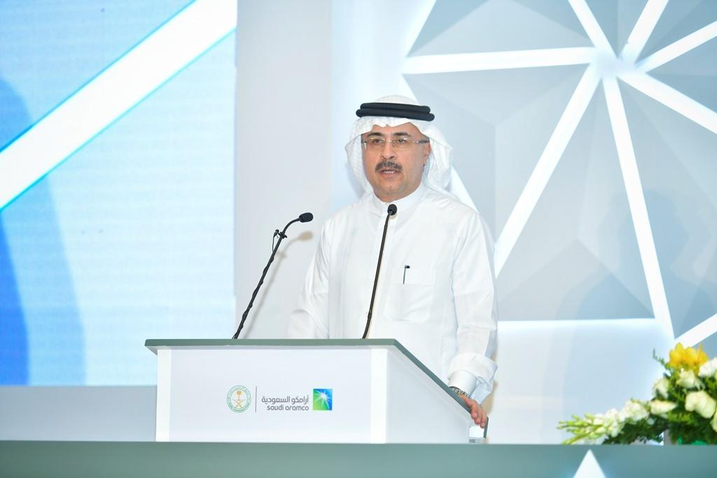أمين الناصر رئيس أرامكو السعودية وكبير الإداريين التنفيذيين. (شركة سابك)