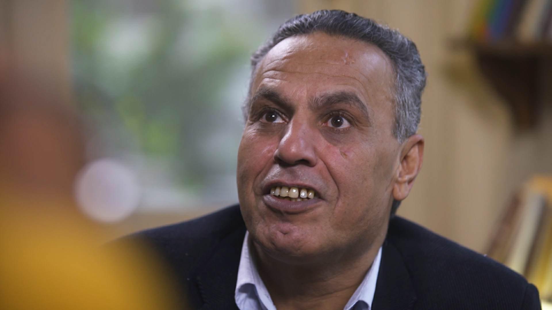 الروائي المصري حمدي أبو جليل (خاص.إندبندنت عربية)