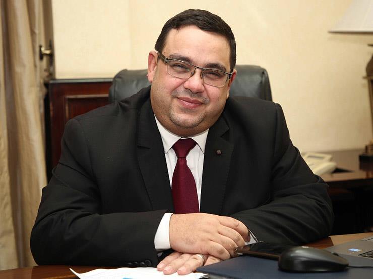 محسن عادل (وكالة الأنباء المصرية)