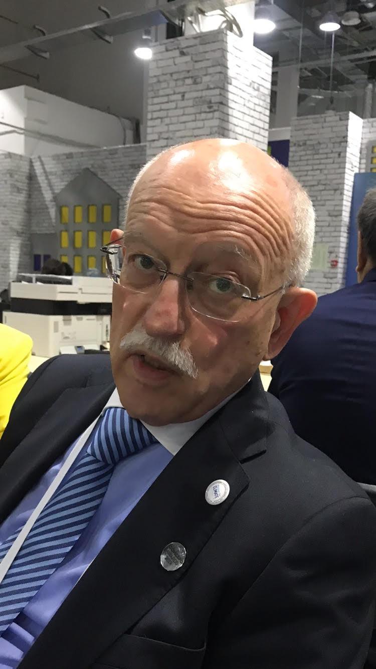 سكرتير عام الجمعية الأوروبية النووية فرناندو ناريدو (إندبندنت عربية)