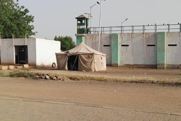 سجن كوبر في العاصمة السودانية الخرطوم (أ.ف.ب)