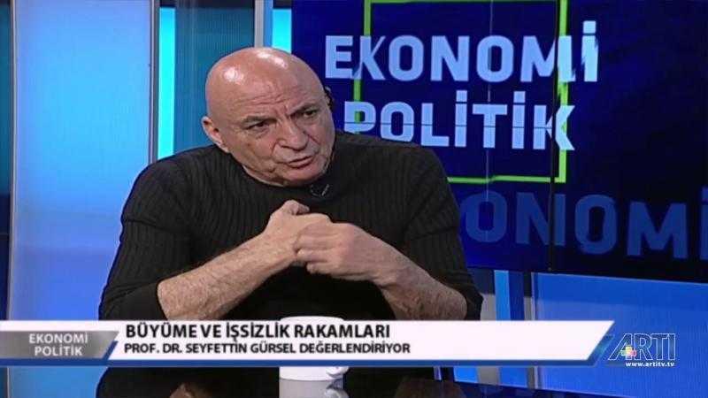 الخبير الاقتصادي مصطفى سونمز (إندبندنت تركية)