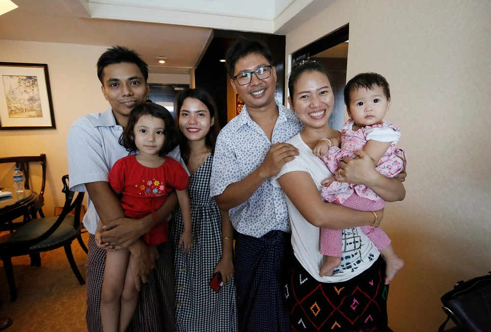 freed journalists myanmar afp.jpg