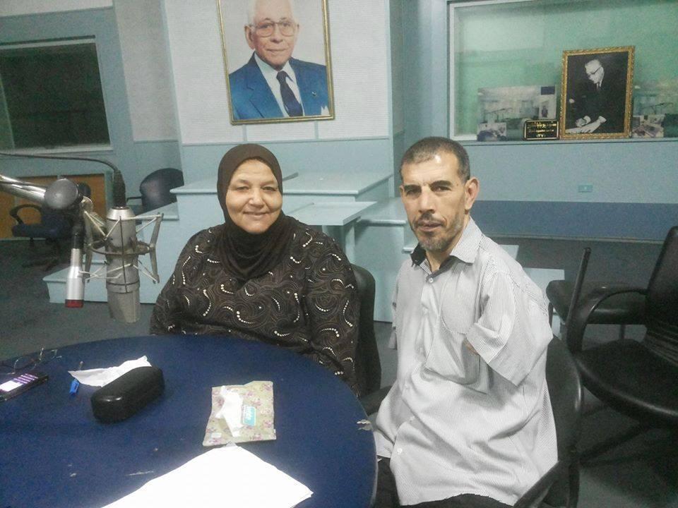"""برنامج  """"سيرة ومسيرة"""" مع الدكتورة هاجر سعد الدين رئيس شبكة القرآن الكريم الأسبق  ورضا عبد السلام (صفحة الإذاعة على فيسبوك)"""