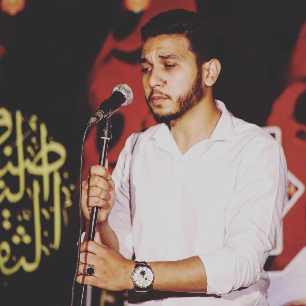 يتمنى مينا عاطف تقديم عمل يجمع بين الابتهالات الإسلامية والترانيم الكنسية (إندبندنت عربية)