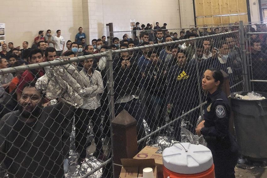 Immigration and Border Enforcement detention center ap.jpg