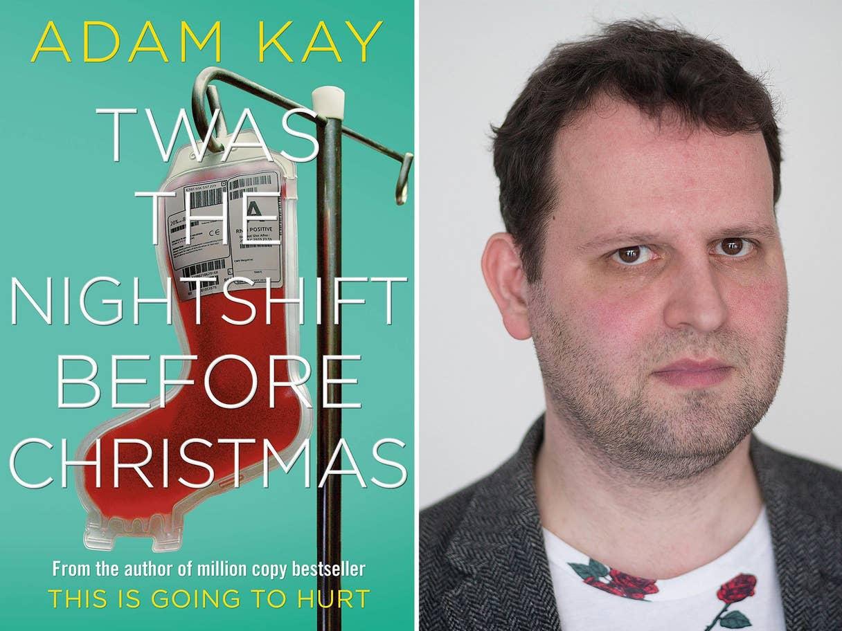 """أجواء عيد الميلاد بعين طبيب روائي، مع حوادث غرائبية وملتبسة في """"تلك كانت النوبة الليلية قبل الميلاد"""""""