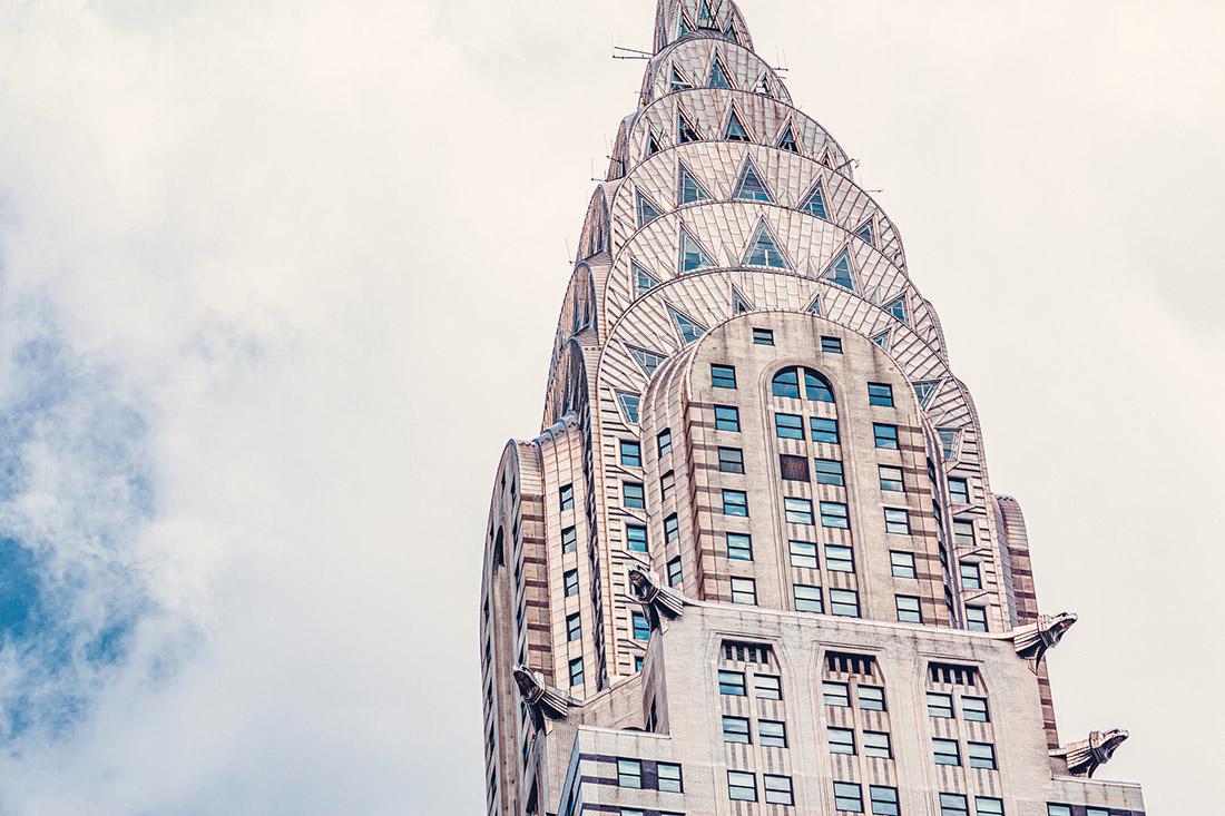 مبنى كرايسلر في نيويورك (غيتي)