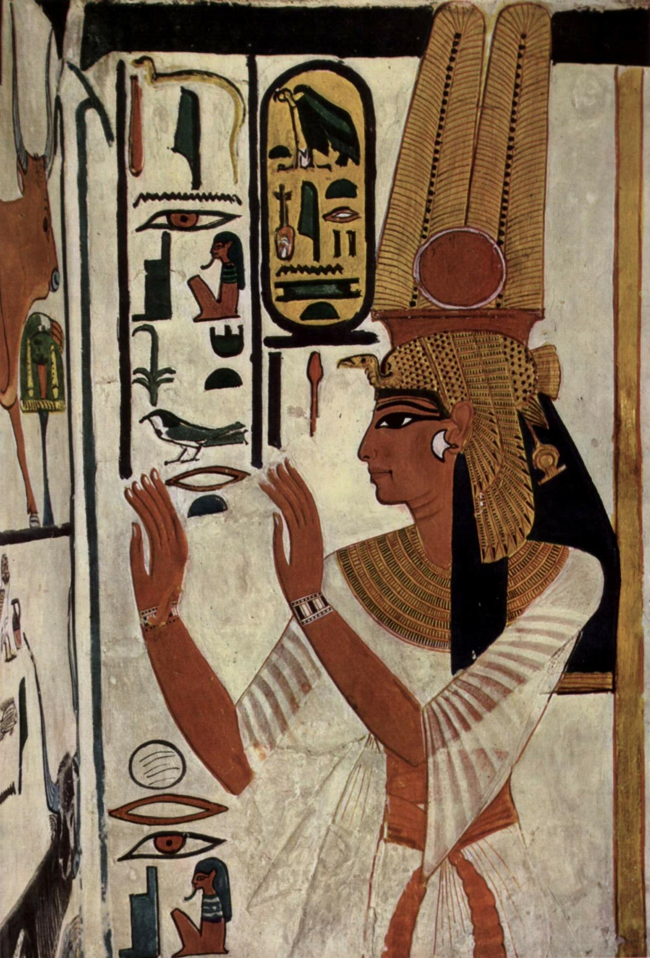التصوير الجداري عند المصريين القدماء (اندبندنت عربية)