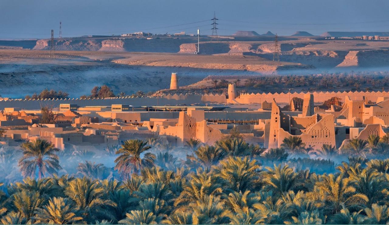 مدينة الدرعية، منشأ الدولة السعودية الأولى (واس).jpg