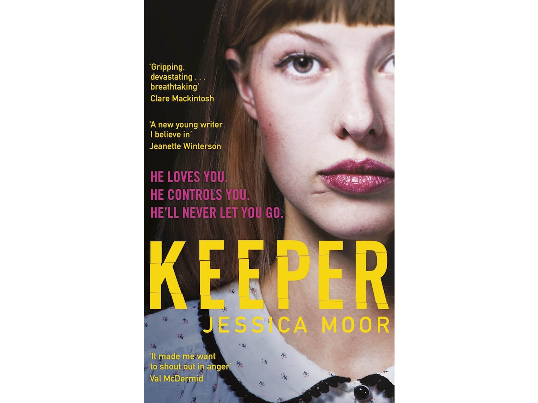 """ كيپر"" (حافظ) لجيسيكا مور، عن دار ڤايكينغ للنشر"