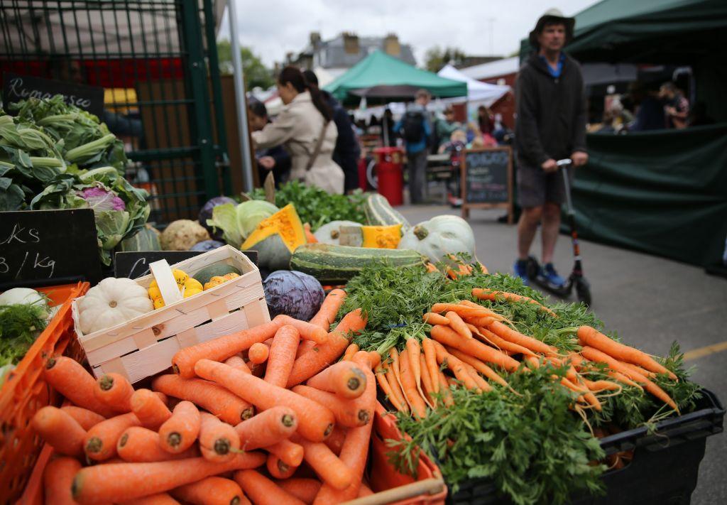 تعتمد مزارع بريطانيا على يد عاملة شرق أوروبية لقطاف الغلال ولكن كورونا قد يطيح بالموسم ( غيتي )