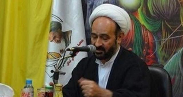 """القيادي في """"حزب الله"""" اللبناني محمد كوثراني (وسائل التواصل الاجتماعي)"""