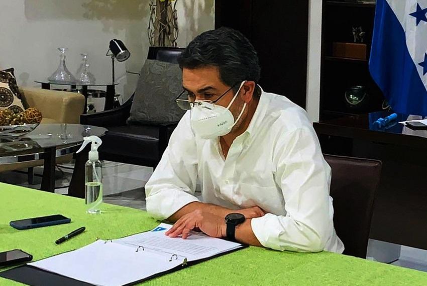 President Juan Orlando Hernandez afp.jpg
