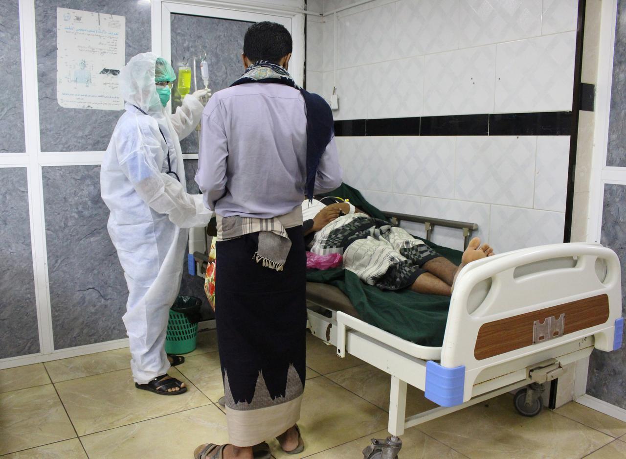 كورونا اليمن (رويترز).jpg
