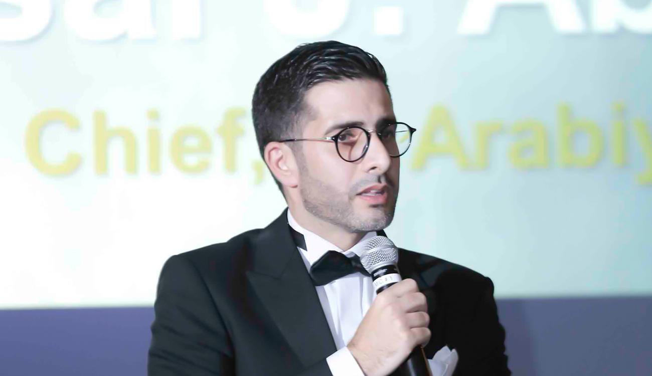 فيصل عباس رئيس تحرير صحيفة عرب نيوز