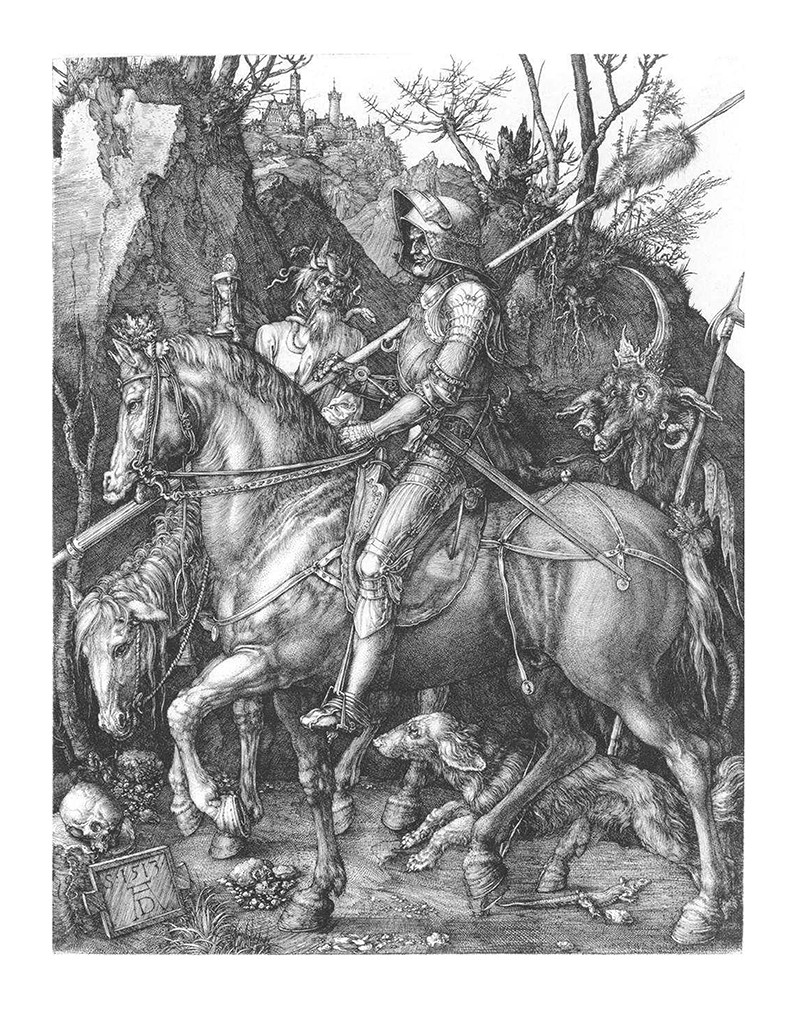 _Albert Dürer - Le Chevalier, le Diable et la Mort.jpg