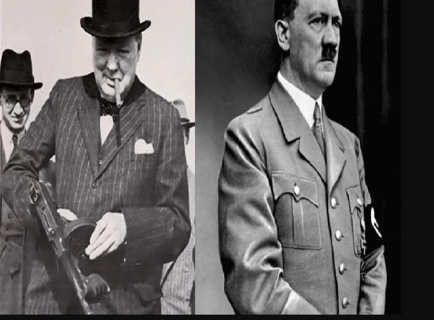 امتلك جيشا هتلر وتشرتشل كميات هائلة من غاز الخردل، فامتنعا عن الإبادة المتبادلة به