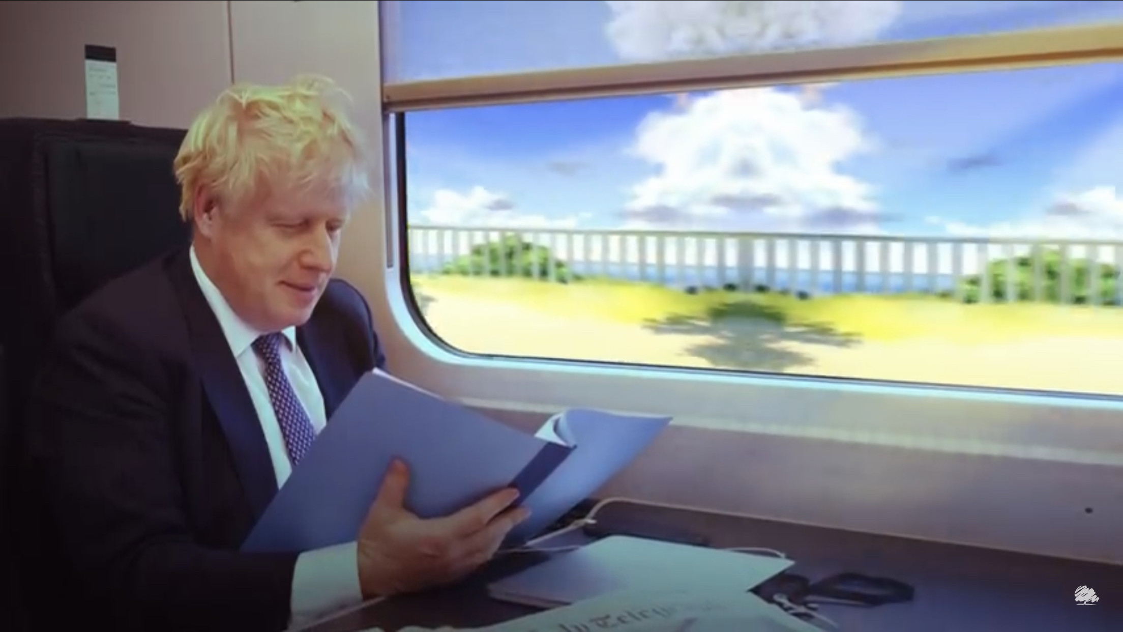 هل يعاني رئيس الحكومة البريطانية انفصالاً عن الواقع؟