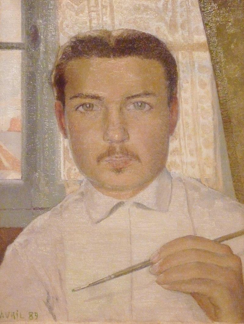 800px-115_Maurice_Denis_Portrait_de_l'artiste_à_l'âge_de_18_ans.jpg
