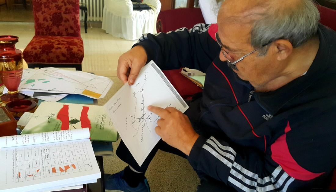 المؤرخ اللبناني عصام خليفة (اندبندنت عربية)