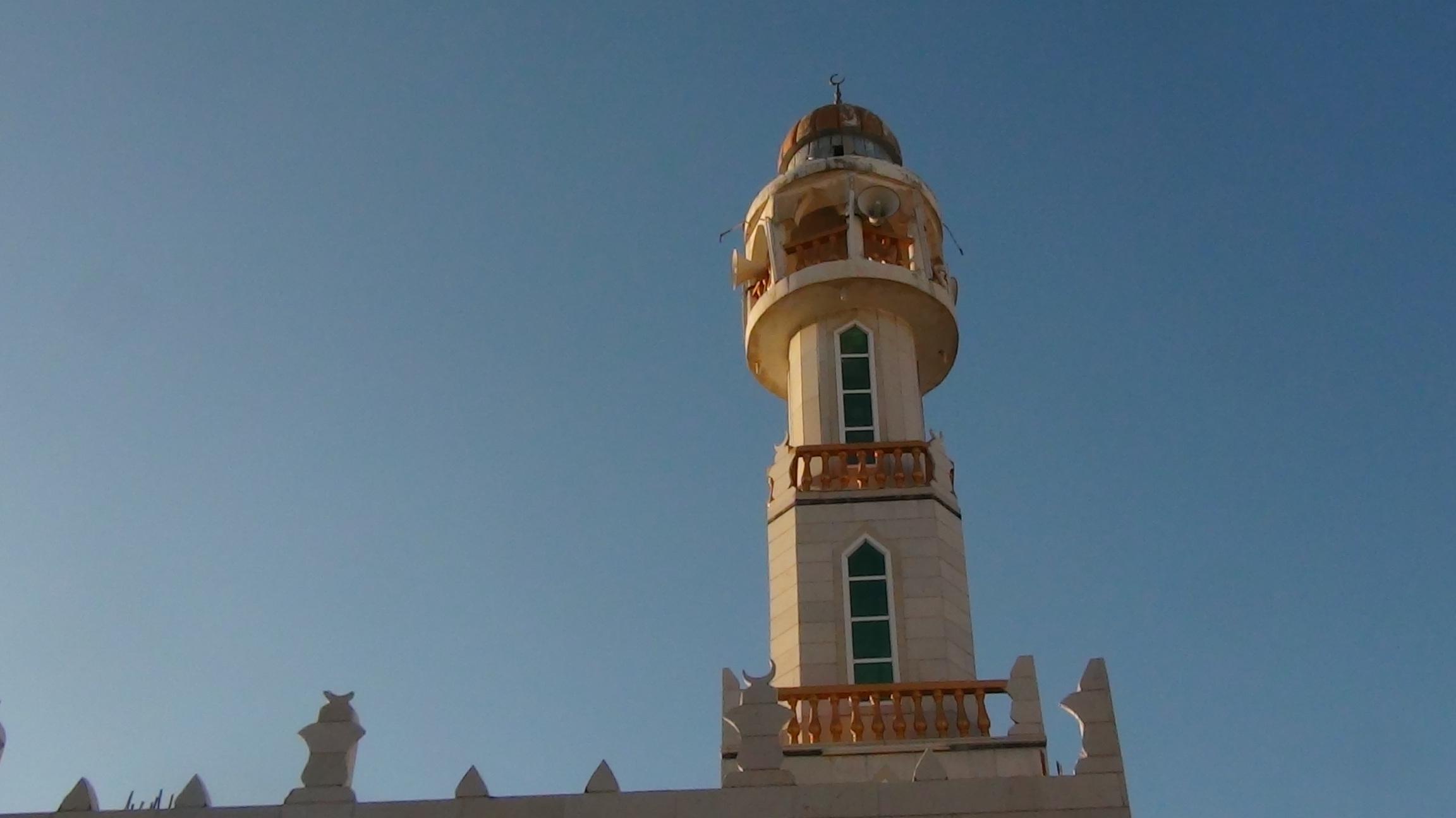 منارة مسجد ذيبان.JPG