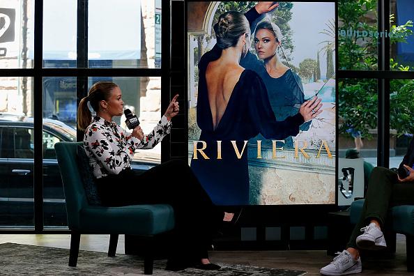 """تحاول ستايلز التملص من الصورة الخيالية التي صنعها مسلسل """"ريفييرا"""" عنها"""