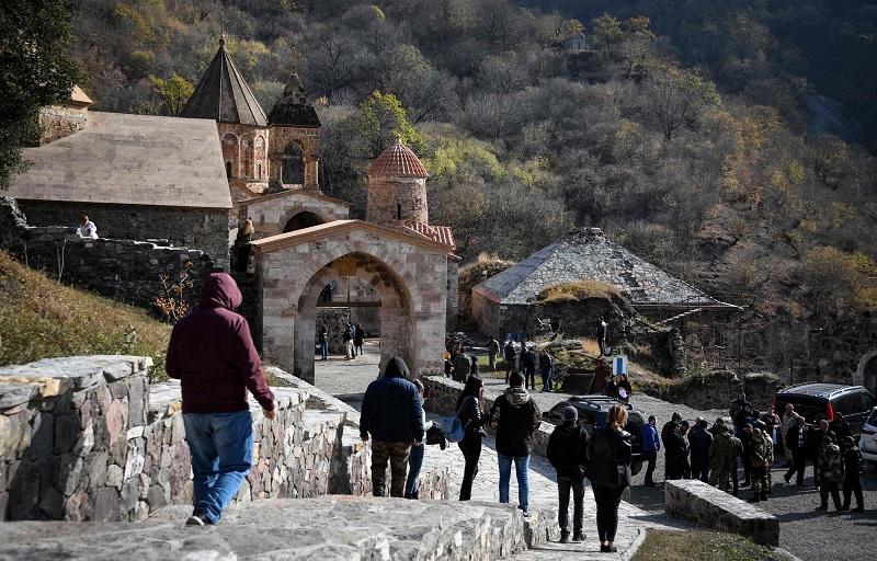 Dadivank Monastery 2 afp.jpg