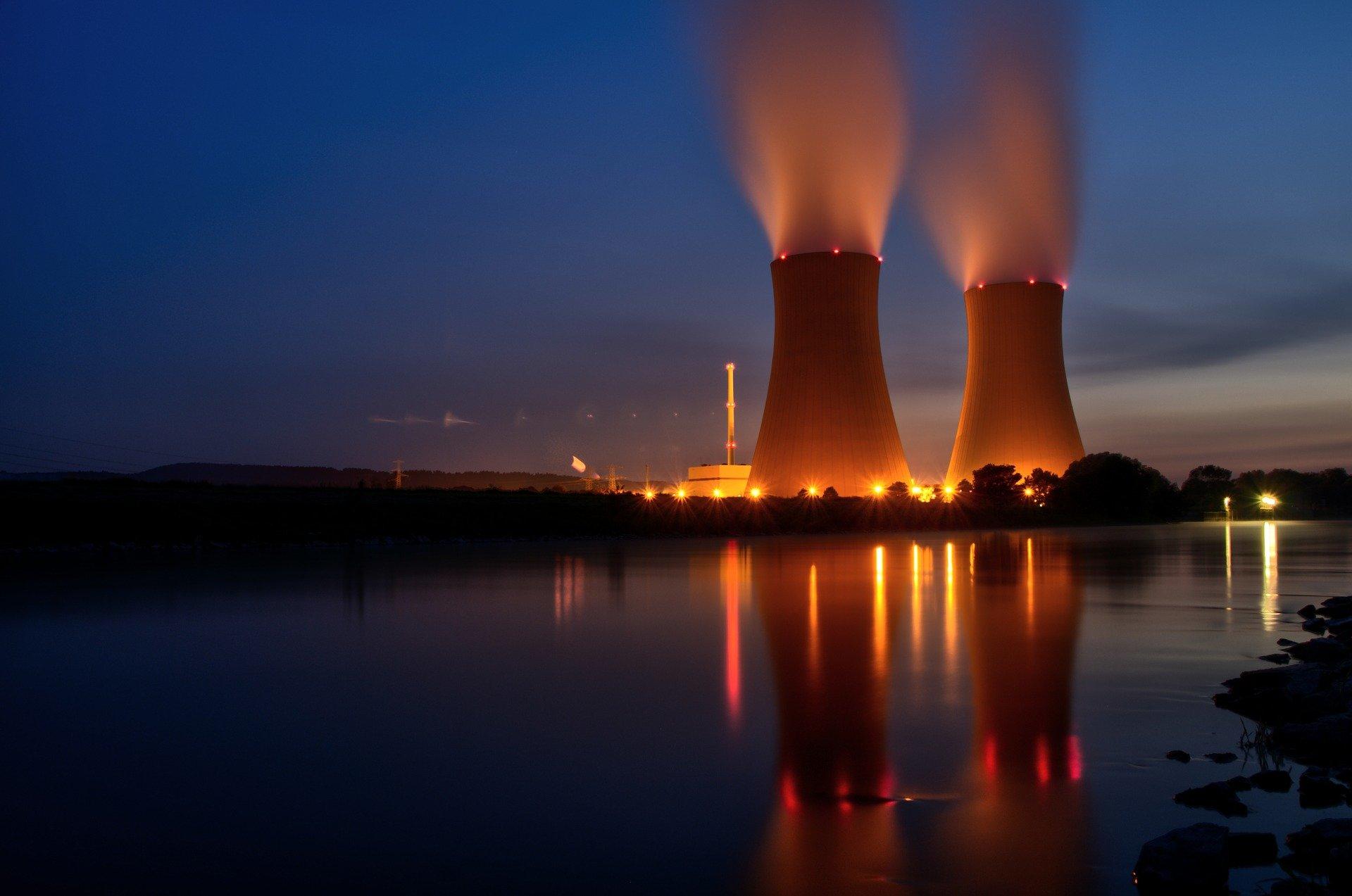 ترسخ الطاقة النووية قدمها كمصدر نظيف للطاقة