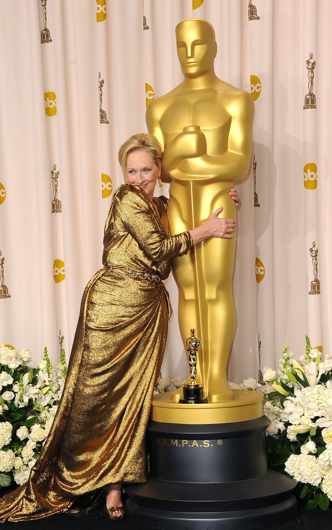 حصدت ميريل ستريب جائزة الأوسكار مراراً، ولا يعني ذلك أنها ليست مغبونة!