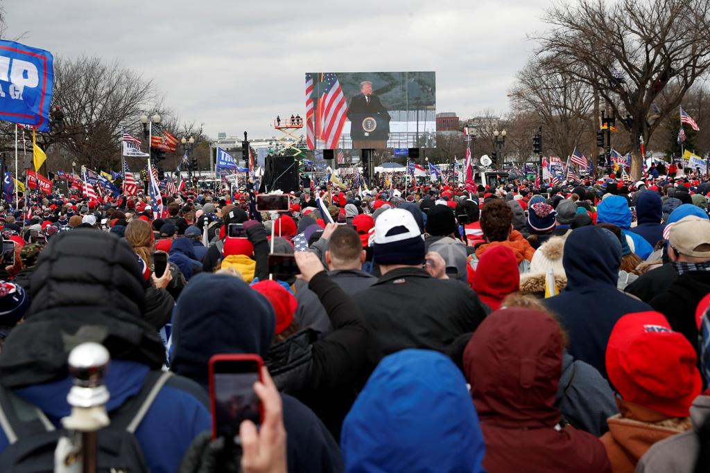 لم تفلح الشعبوية في وقف مسار الانتخابات الديمقراطية في الولايات المتحدة