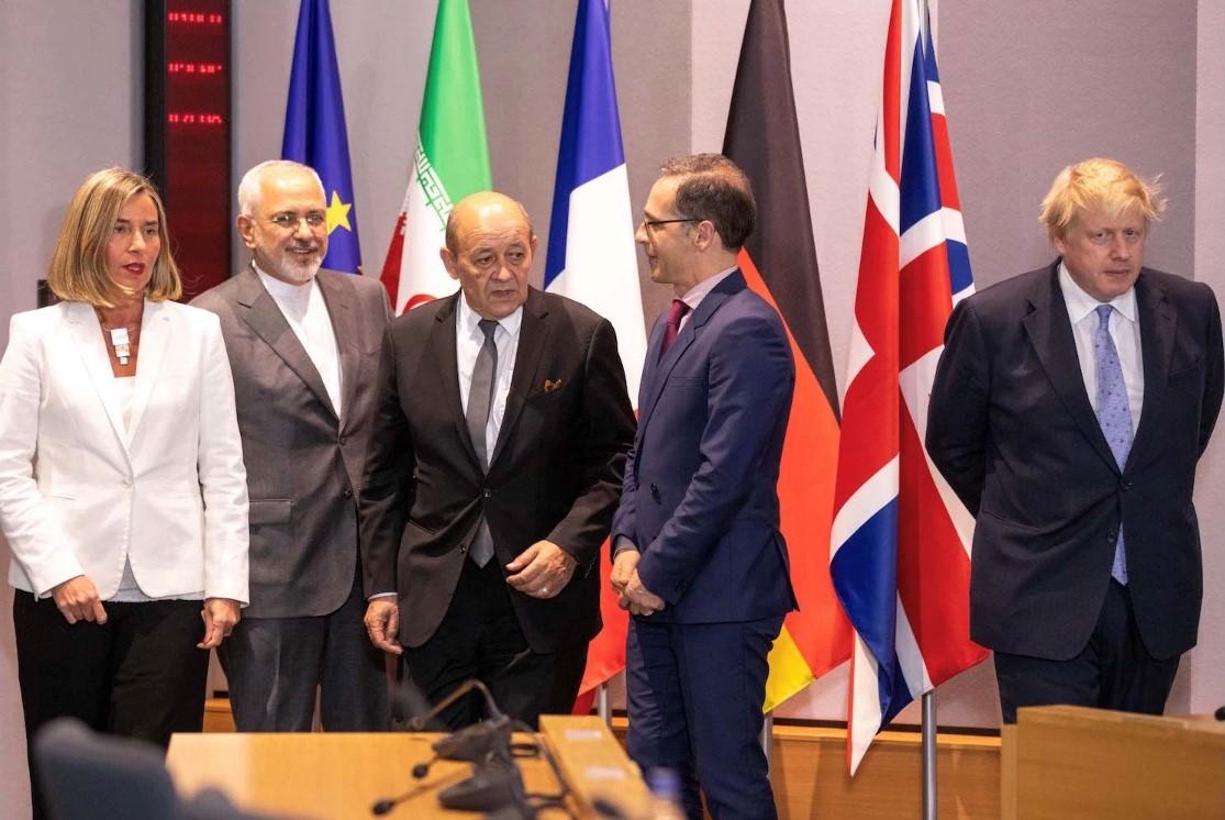 الاتفاق النووي أحدث انقساما في الرؤى بين الولايات المتحدة وحلفائها الأوروبيين. (أ.ف.ب).jpg