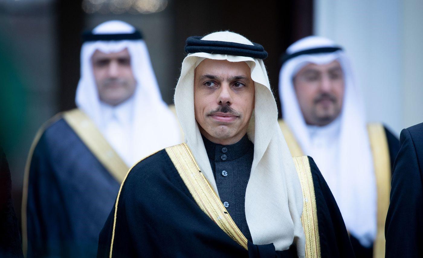 وزير الخارجية السعودي شدد على إشراك دول المنطقة في أي مفاوضات محتملة بين واشنطن وطهران. (غيتي).jpg