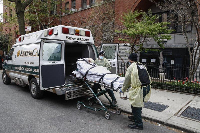 تفشى فيروس كورونا في دو رعاية المسنين في نيويورك خلال عام 2020 (أ ب).jpeg