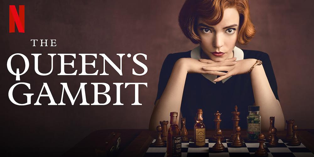 """وصل نجاح مسلسل """"مناورة الملكة"""" إلى حد زيادة انتشار لعبة الشطرنج"""