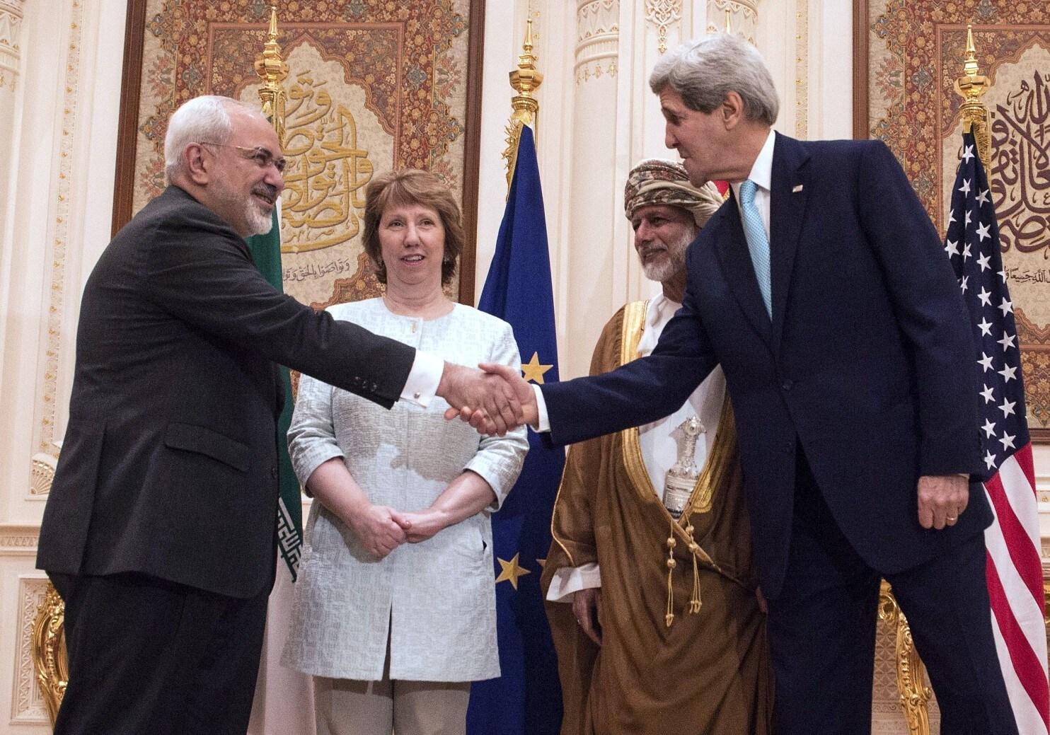 لعبت عمان دورا محوريا في الاتفاق النووي السابق (أ ف ب)