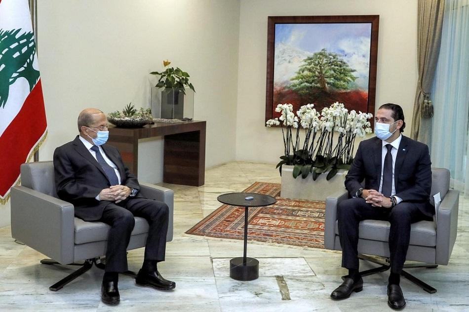 فشل الاتفاق على تشكيل الحكومة اللبنانية (أ ف ب).jpg