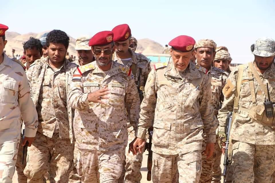 اللواء أمين الوئلي الذي نعته وزارة الدفاع اليمنية (المركز الإعلامي للقوات المسلحة اليمنية)