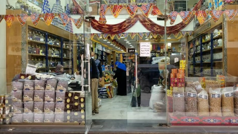 الأسواق الشعبية اليمنية في القاهرة (اندبندنت عربية)
