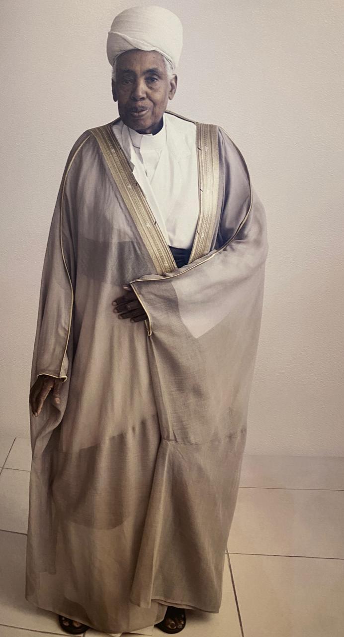 الآغا أحمد علي ياسين (المصور عادل القريشي)