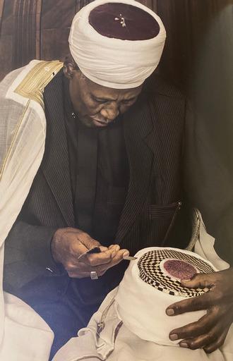 الأغوات إمام حسين زينو (المصور عادل القريشي)