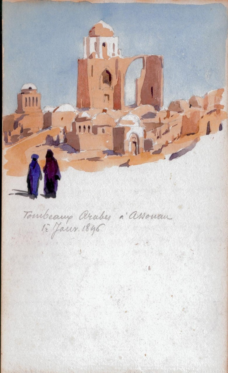thumbnail_De Morgan, Carnet de voyage de la mission scientifique au Caucase 2jpg.jpg